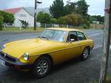 1980 MG MGB GT V8 Conversion
