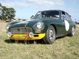 1968 MG MGB GT Racecar