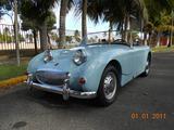 1958 Austin Healey Bugeye Sprite