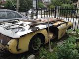 1955 Austin Healey 100M Yellow Chow Kok Leong