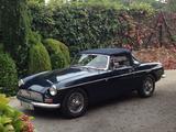 1967 MG MGB Blue Pedro Bigorra