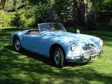 1960 MG MGA Iris Blue George Raffensperger