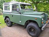 1980 Land Rover Series III