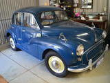 1955 Morris Minor MM Saloon 4 door