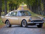 1963 Sunbeam Alpine Golden Leaves Metallic 68 Jan Iggbom