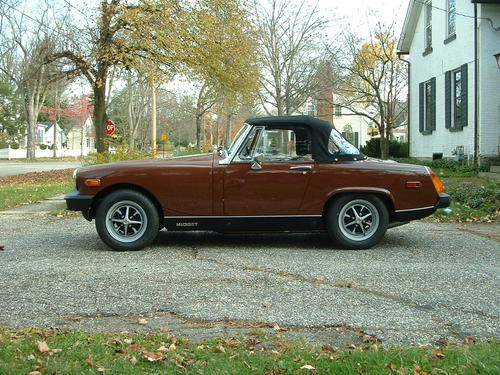 Essence. 1979 brake cylinder master mg midget
