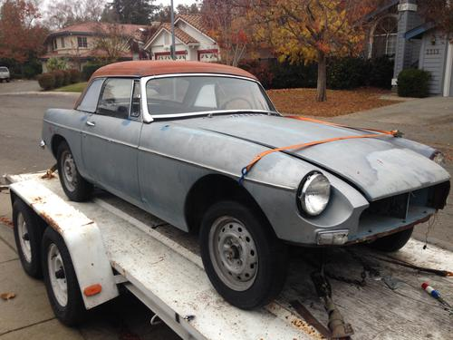 Factory hardtop parts : MGB & GT Forum : MG Experience