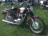 1971 Triumph MC Bonneville