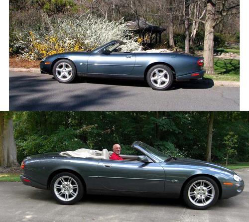 Jaguar Xk Convertible: 2000 Jaguar XK8 Convertible (JAGXK82000) : Registry : The