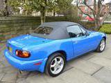 1991 Mazda MX 5 Mariner Blue Steve W