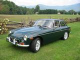 1973 MG MGB GT Dark British Racing Green Jay Franklin