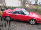 1989 Toyota MR2 GT Coupe