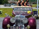 1949 Triumph 2000 Roadster Maroon Tan Wayne Tate
