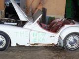 1958 Triumph TR3A White Ron G