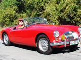 1959 MG MGA 1600 De Luxe Red John Diener