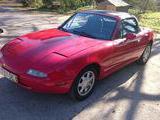 1989 Mazda MX 5 Red Alberto G