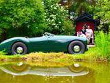 1952 Austin Healey 100 Green D green Volker Bruns