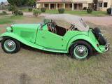 1952 MG MGA