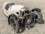 1931 Morgan 3 Wheeler Ivory black Duncan Charlton