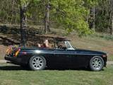 1980 MG MGB Black Richard Morris