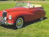 1953 Sunbeam Break de Chasse Red PJ Krueger