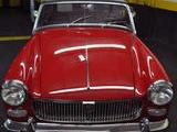 1968 MG Midget MkIII Red Fabiano Ornelas
