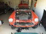 1970 MG MGB MkIV