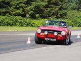 1970 Triumph TR6 Red Jacob Jensen