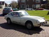 1969 Triumph GT6 Old English White Austin Coul Ron Breukelman