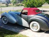 1947 Triumph 1800 Roadster SILVER GREY Keith Wahl