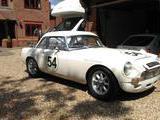 1967 MG MGC Old English White Shaun Holmes