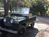 1951 Land Rover Series I Bronzed Green Francois Davel