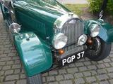 1952 Morgan Plus 4 4 Green Ian Morgan