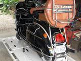 1966 Vespa VBC Super 150 Black John S