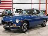 1972 MG MGB GT Blue Dominic H