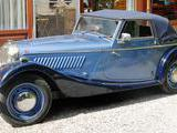 1951 Morgan Plus 4 4 Blue Jacques Gallien