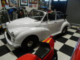 1961 Morris Minor 1000 Tourer White Chris T