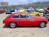 1971 MG MGB GT Tartan Red Rd 9 elfred blanken