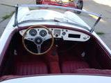 1959 MG MGA 1500 White Vincent Sandoval