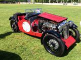 1933 MG L Type Magna