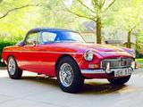 1968 MG MGC Tartan Red marc t