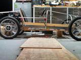 1932 Morgan 3 Wheeler Steel Reverend Bow