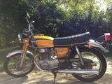 1972 Honda MC CB350