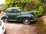 1957 Morris Minor Saloon