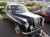 1958 MG Magnette ZB Black Geoff Pollard