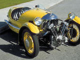 1934 Morgan 3 Wheeler Rally Yellow John Brinkmann