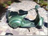 1957 Vespa 125 Nuova VMA 1T Green Darren Ford