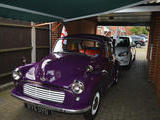 1962 Morris Minor 1000 Saloon 2 door