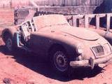 1959 MG MGA Twin Cam