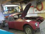 1959 MG MGA Twin Cam Coupe